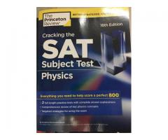Princeton Review- Cracking the SAT Subject Test-Physics-16th Edition