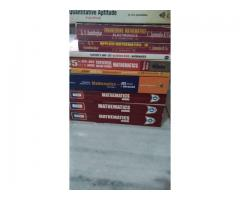 Engineering and IITJEE and state board entrance examination books