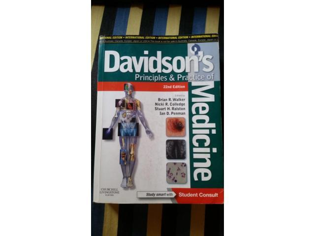 Davidson's Principles and Practise of Medicine
