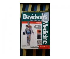 Davidson's Principles and Practise of Medicine