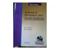 Textbook of preventive and social medicine