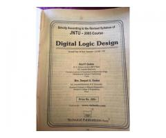 Digitl Logic Design
