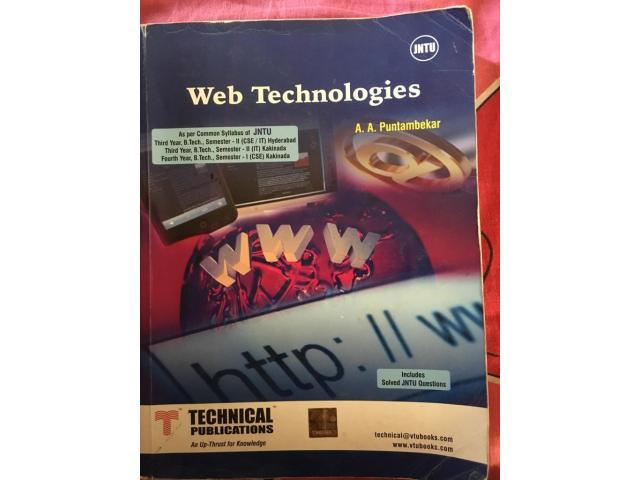 Web Techonologies