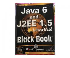 Java 6 and J2EE 1.5 Black Book
