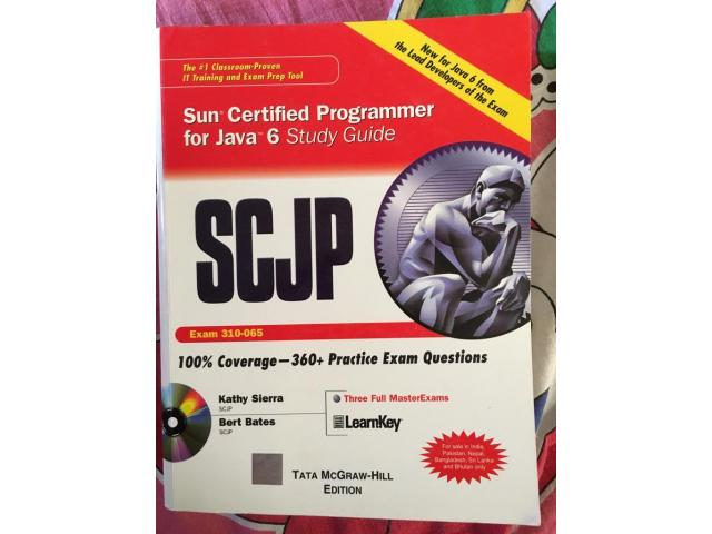 SCJP for Java 6 Study Guide by Kathy Sierra and Bert Bates