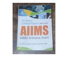 NEET/AIIMS ENTRANCE TEXT BOOKS
