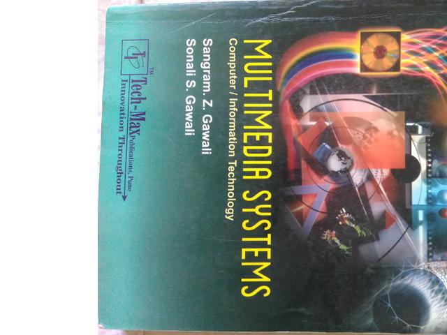 Multimedia Systems by Sangram Gawali