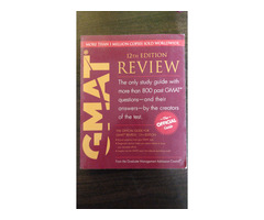 GMAT - the official guide - 12th edition review