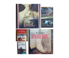 Five Amazing Books for Sale !