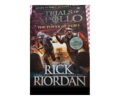 The trials of Appolo The Tower of Nero