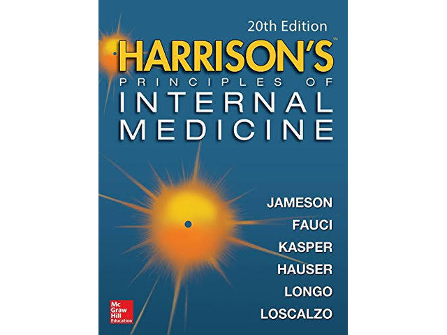 Harrison's vol 1 and 2